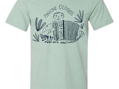Pauline Oliveros Shirt by Elizabeth Graeber main photo