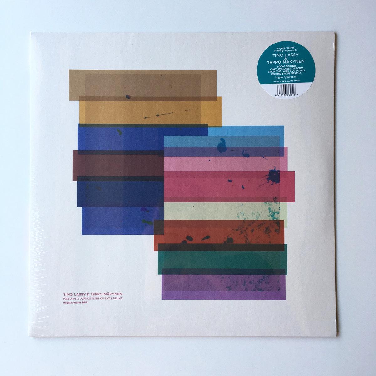 Timo Lassy & Teppo Mäkynen | We Jazz Records
