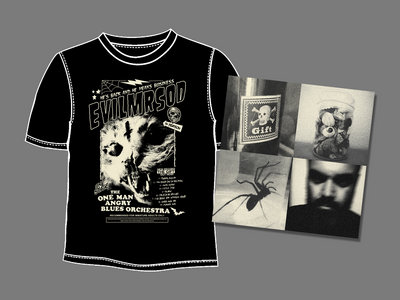 The Gift - CD + Tshirt main photo