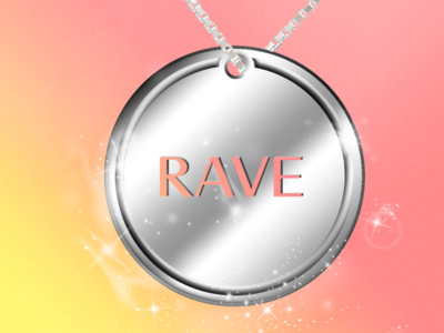 COLLIER-MEDAILLE RAVE main photo