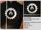 """""""Blasted"""" Wrench in The Works Logo T-Shirt photo"""