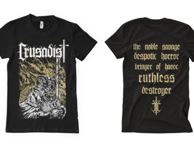 Ruthless Destroyer Shirt main photo