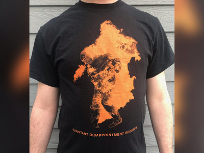 "Man On Fire / ""Your Last Choice"" Shirt (size SMALL left) main photo"
