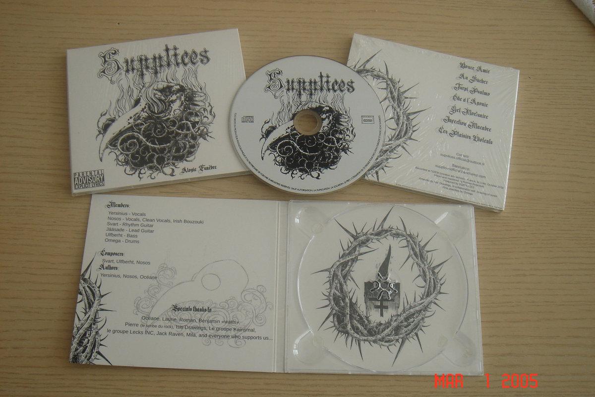 Alogie Funèbre [Album 2019]   Supplices