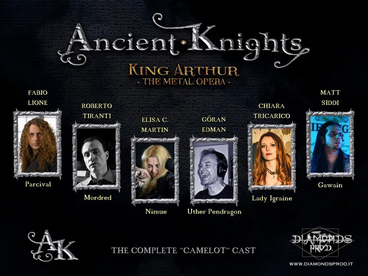 Camelot | ANCIENT KNIGHTS