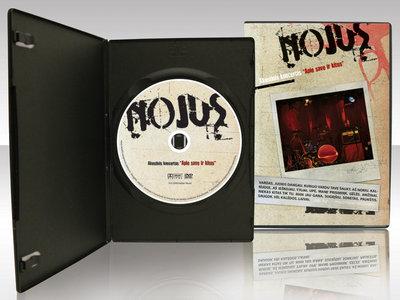 """NOJUS DVD """"Apie Save Ir Kitus"""" (2008) main photo"""