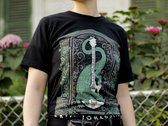 Gator Guitar / New Orleans Tomb T-Shirt photo