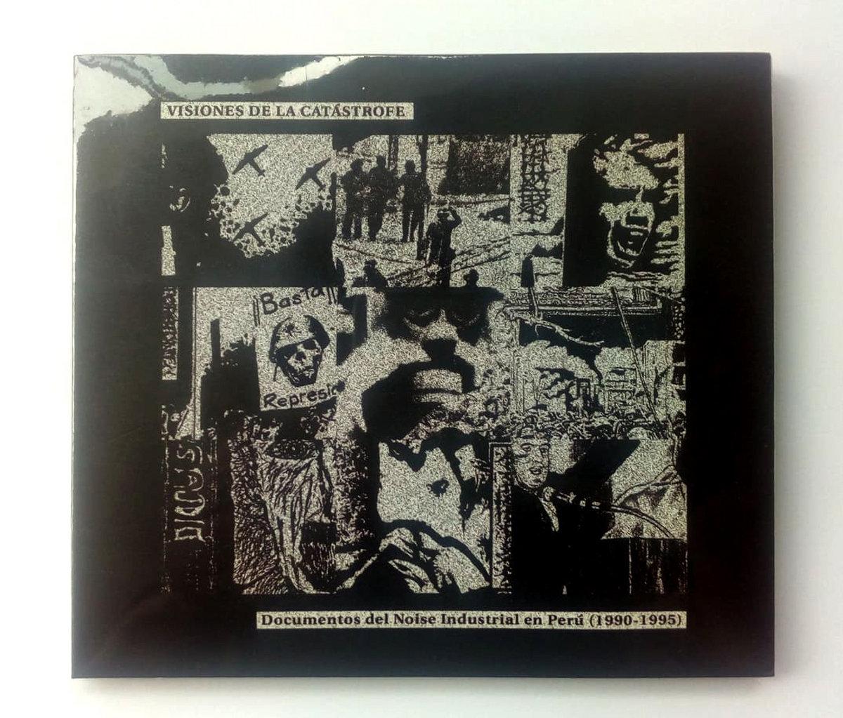 5c2b175225 Includes unlimited streaming of BR78 Visiones de la catástrofe - Documentos  del Noise Industrial en el Perú (1990-1995) {Sounds Essentials Collection  Vol 5} ...