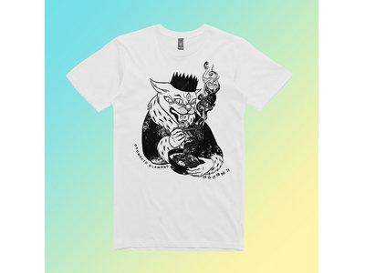 Ramen Cat T-shirt main photo