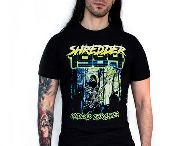 "Shredder 1984 ""Undead Thrasher"" T-shirt main photo"