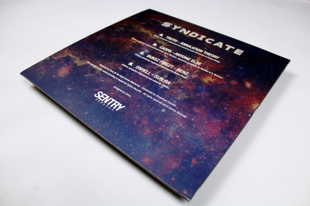 Sentry Records Presents: Syndicate [Full 20 Track Album