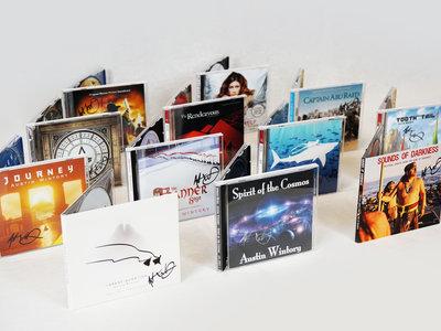 12-CD signed bundle main photo