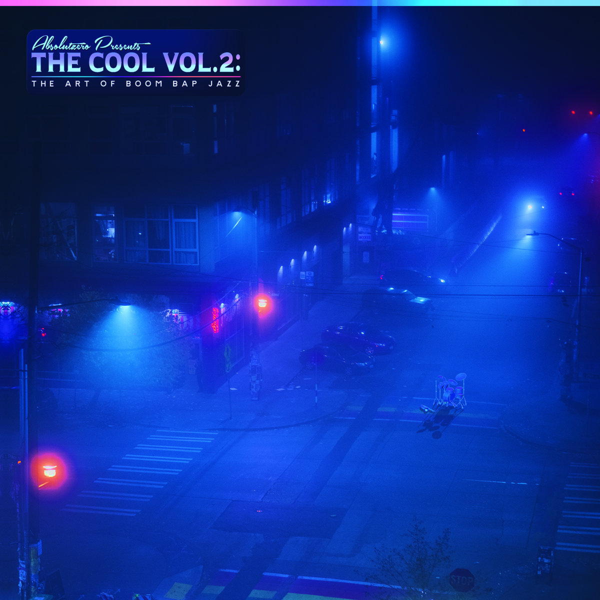 The Cool vol  2: The Art of Boom Bap Jazz | absolutzero