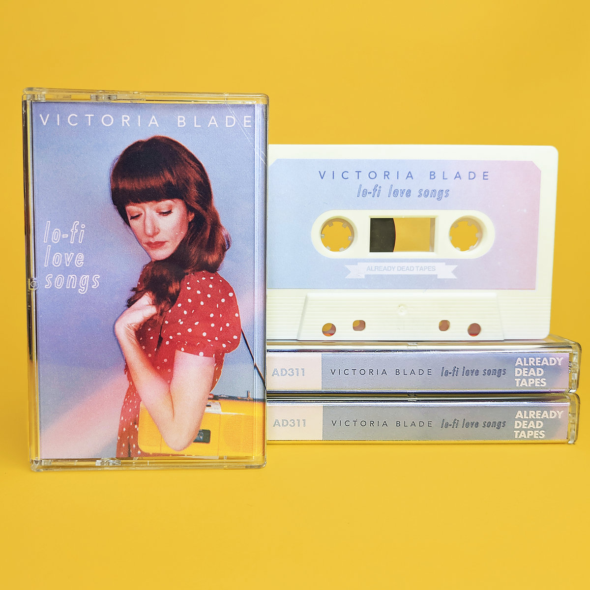 Lo Fi Love Songs Victoria Blade Already Dead Tapes And Records