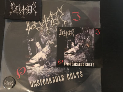 """Limited Bundle""""Unspeakable Cults""""-SOLD OUT main photo"""