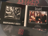 """Limited Bundle""""Unspeakable Cults""""-SOLD OUT photo"""