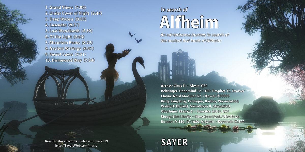 In Search of Alfheim | Sayer