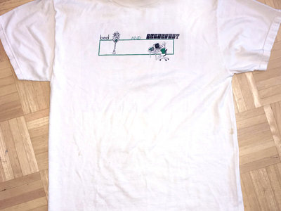 Bed & Breakfast World Tour 2002 vintage T-Shirt / size: S main photo