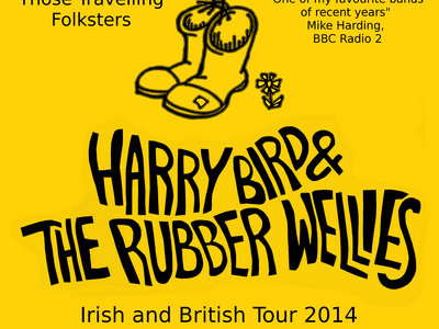 Harry Bird and the Rubber Wellies posters main photo