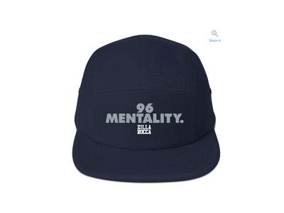 96 Mentality 5 Panel Hat Navy main photo