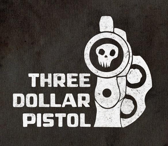 The Slow Twilight LP   Three Dollar Pistol Music