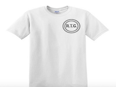 RTG Tee (white/black) main photo