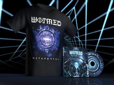 Metaportal Digipak CD + T-shirt (LIMITED COMBO) main photo