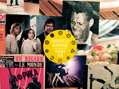 Oromocto + Bigpants souvenir postcards! main photo