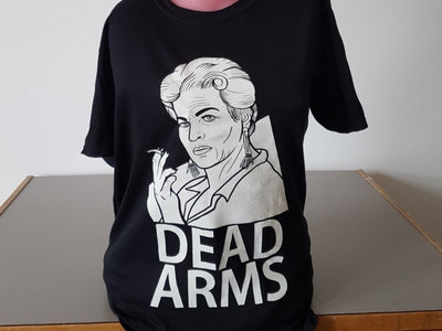 "Dead Arms ""BUTCHER"" T-Shirt (Black) main photo"