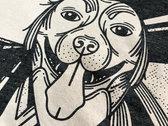 Happy Dog Tee photo
