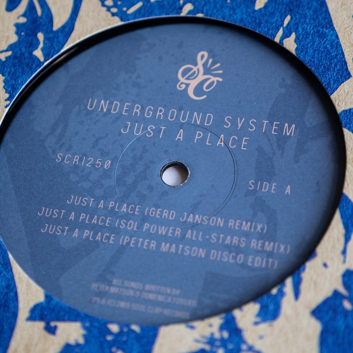 Just A Place (Remixes) | Underground System