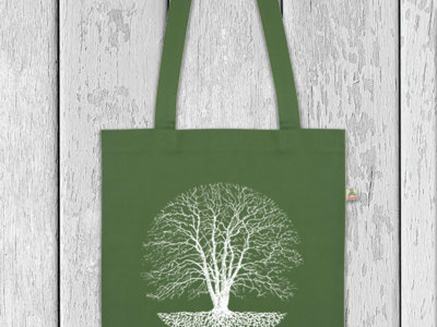Silent Season Record Tote Bag main photo