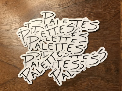 Palettes Sticker main photo