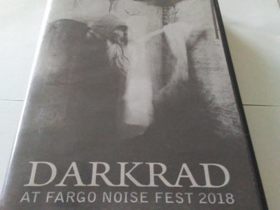 Darkrad: Live at Fargo Noise Fest VHS main photo