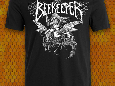 Killer Bee T-Shirt (Design By Necromogarip) main photo