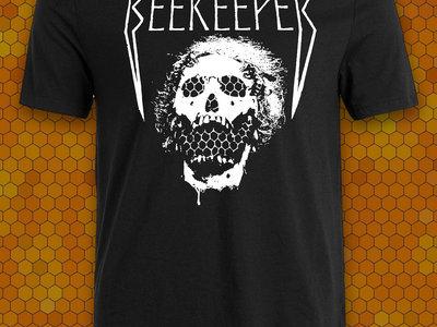 Bee-cay T-Shirt (Design by Adam Wollach) main photo