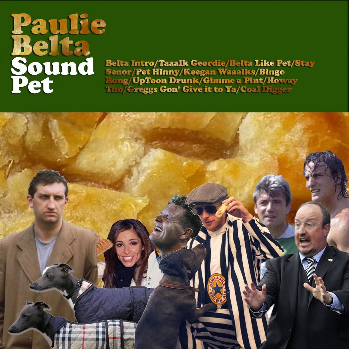 Sound Pet | Paulie Belta