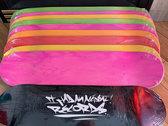 I Had An Accident limited custom skateboards photo