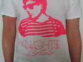 KNIGHT$ Britalo Pink (Oversized Front Print) photo