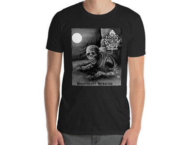 Skeletal Spectre - Malevolent Patricide T-Shirt main photo