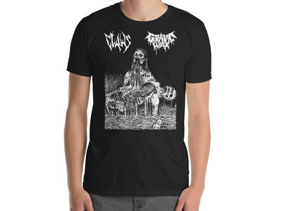 Claws / Grave Wax - Pestilent Formation T-Shirt main photo