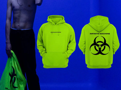 BIOHAZARD Hoodie main photo