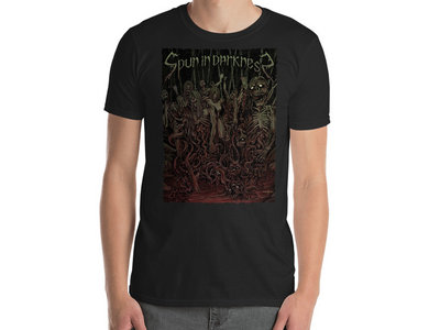 Spun In Darkness - Feast Of The Undead T-Shirt main photo