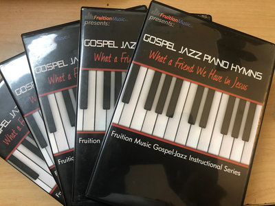 Gospel Jazz Piano Hymns (Instructional DVD) main photo