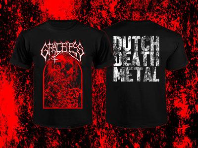 Graceless - Dutch Death Metal shirt main photo
