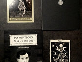 Panopticon Maldoror - Libro con xilografia photo