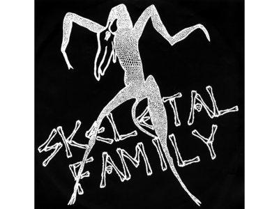 Skeletal Family 'Skelly Man' logo T-Shirt main photo