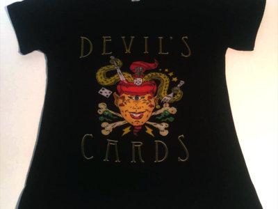 T-Shirt Devil's Cards main photo