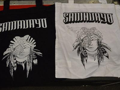 Vatan bag (Black/White, ECO) main photo