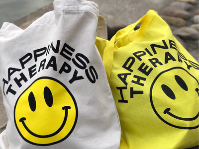 Happiness Therapy Totebag main photo